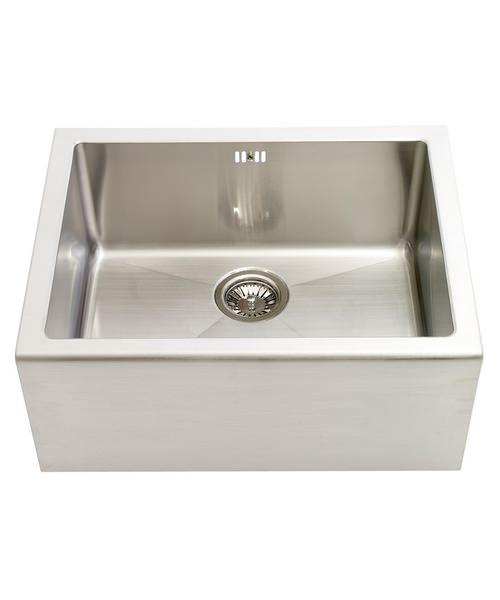 Additional image of Astracast Belfast Stainless Steel Sit-In Sink And Accessories - 1.0 Bowl