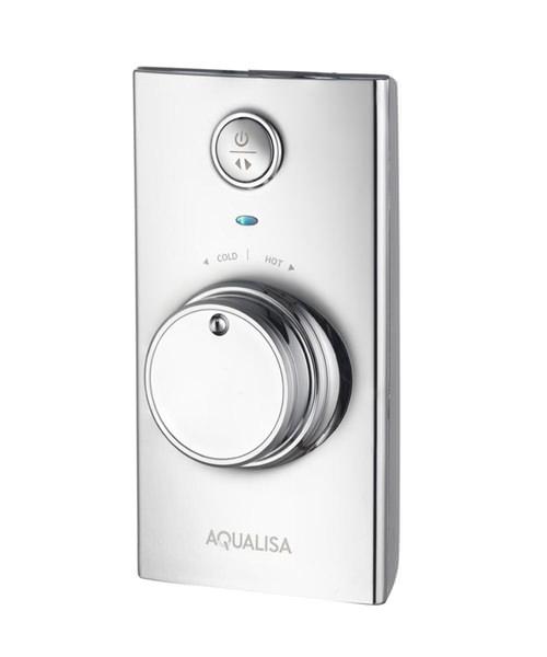 Alternate image of Aqualisa Visage Digital Concealed Shower Divert With Bath Fill - HP Combi