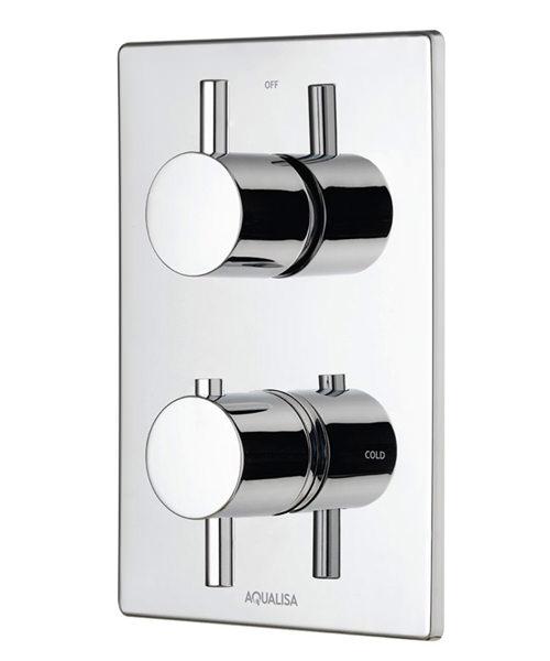 Alternate image of Aqualisa Dream DCV Concealed Mixer Shower With Adjustable Head - HP Combi