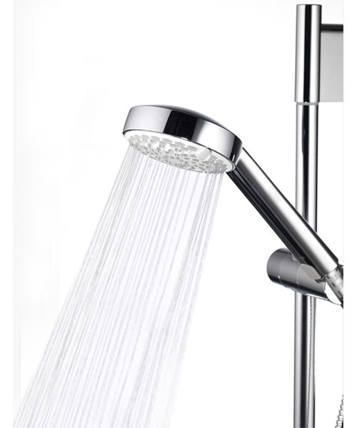 Alternate image of Aqualisa Dream DCV Divert Mixer Shower With Adjustable Head And Bath Filler