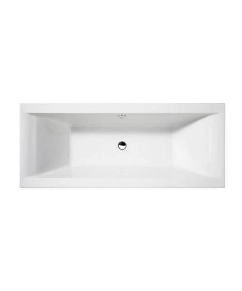 Additional image of Britton Cleargreen Enviro 1700 x 700mm Double Ended Bath
