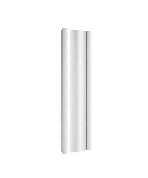 Additional image of Reina Gio Double Vertical Aluminium Radiator 280 x 1800mm Anthracite