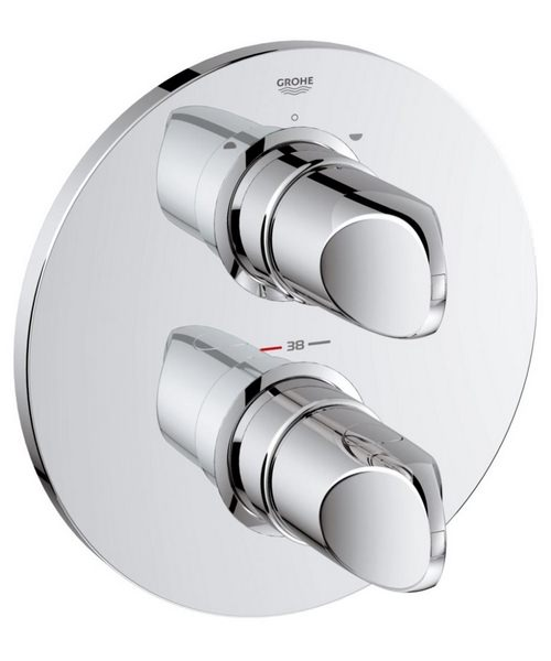 Additional image of Grohe Veris Bath And Shower Shower Solution Pack 3