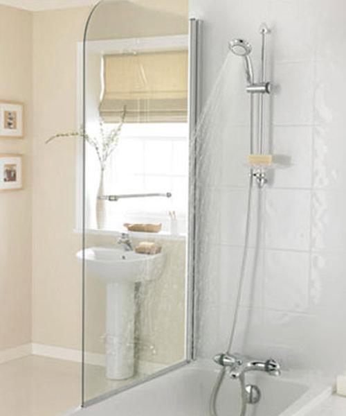 mira verve deck mounted bath shower mixer tap