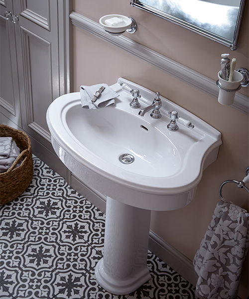 Additional image of Heritage Claverton 714mm Standard Basin