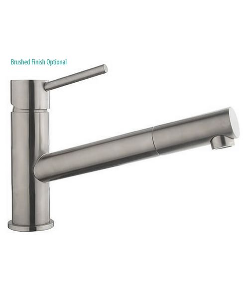 Alternate image of Astracast Ariel Monobloc Single Lever Kitchen Sink Mixer Tap