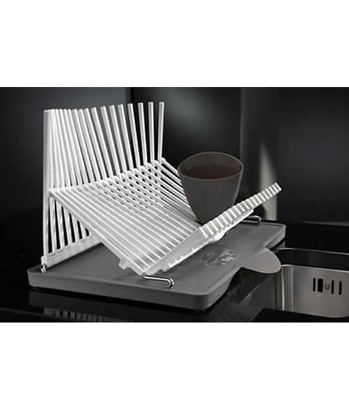 Additional image of Tydal Abode 1.0 Bowl Kitchen Sink Reversible Black