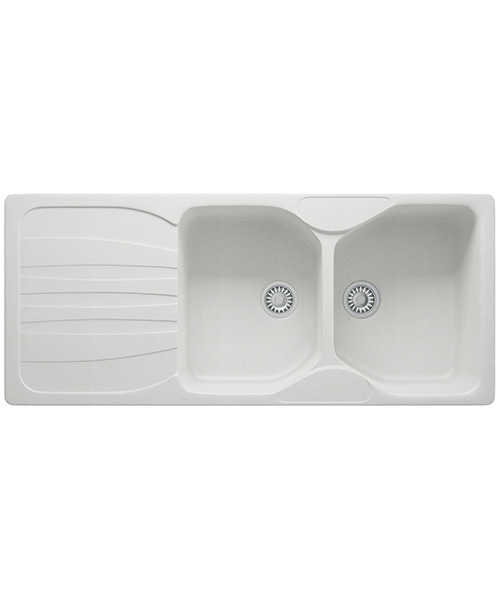 Additional image of Franke Calypso COG 621 Propack - Fragranite Coffee Sink And Tap