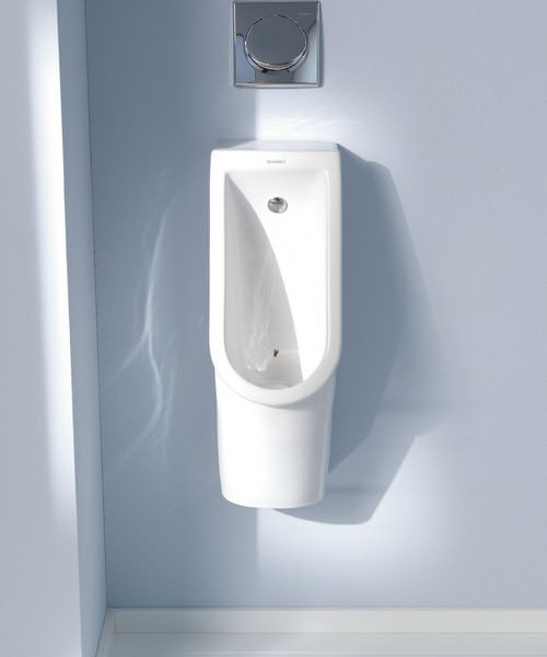 Duravit Starck 3 White 245 X 300mm Urinal With Concealed Inlet