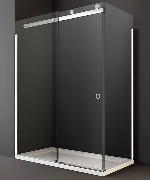 Additional image of Merlyn 10 Series Sliding Shower Door 1600mm