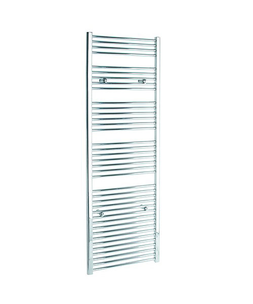 Tivolis Straight Heated Towel Rail 500 x 1800mm - Chrome