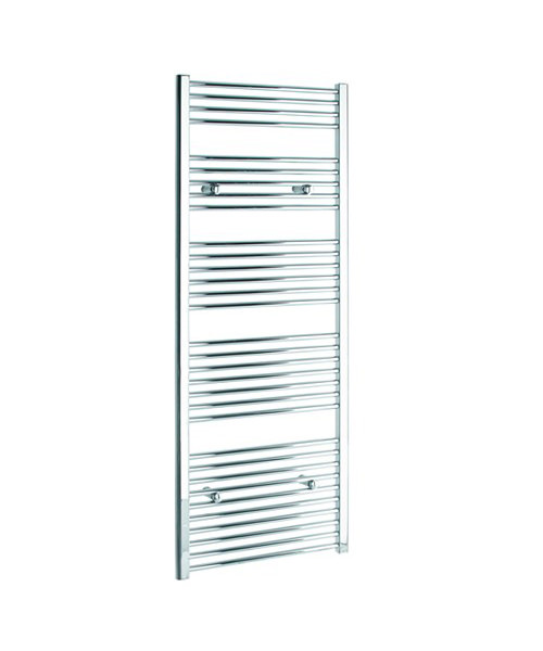 Tivolis Straight Heated Towel Rail 600 x 1600mm - Chrome