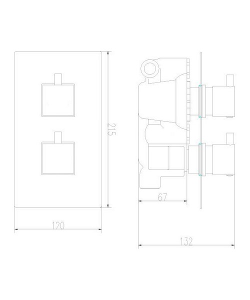 Technical drawing 2478 / JTY302