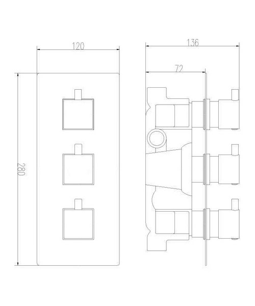Technical drawing 2479 / JTY303
