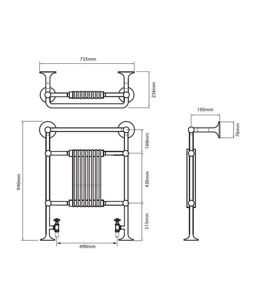 Technical drawing 18363 / AHC73