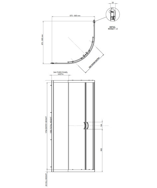 Technical drawing 15317 / 1174021