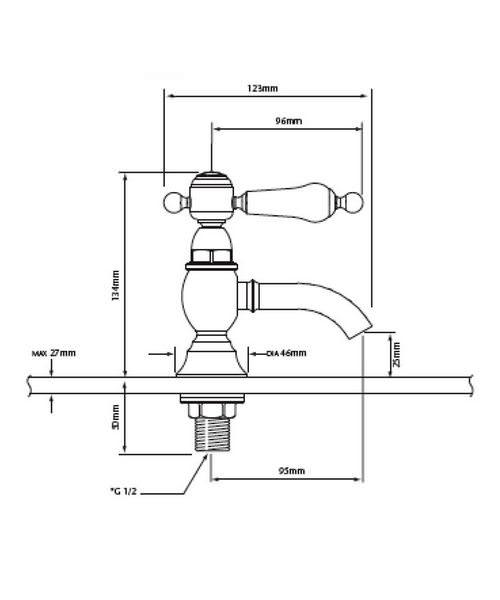 Technical drawing 21588 / TGRG00