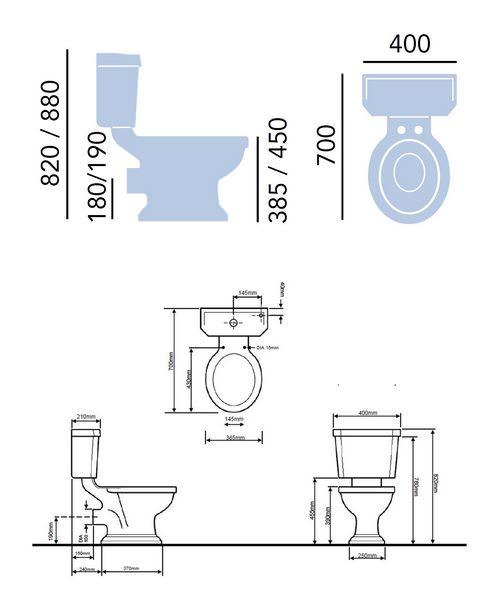 Alternate image of Heritage Granley Deco Traditional Bathroom Suite