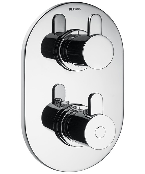 Flova Smart Concealed Thermostatic Shower Mixer Valve