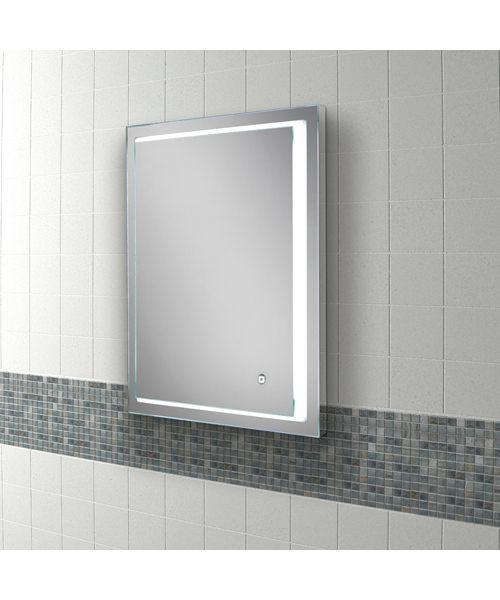 HIB Spectre 50 Portrait LED Illuminated Mirror 500 x 700mm
