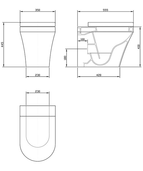Technical drawing 2549 / CPA008