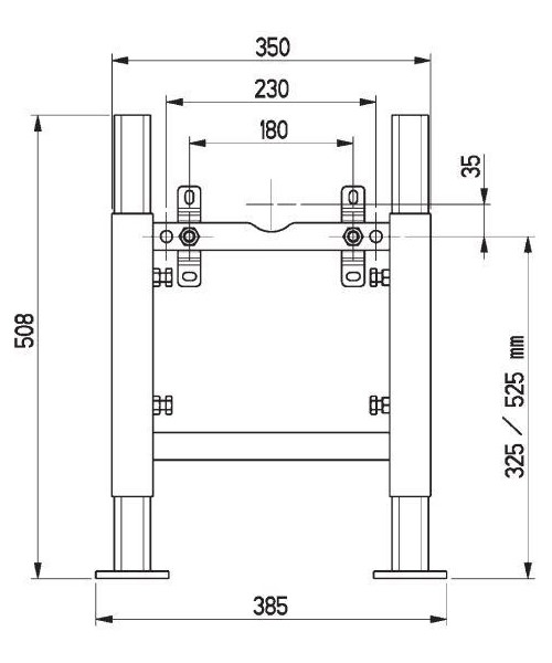 Technical drawing 46950 / S4WHF