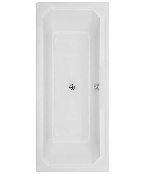 Nuie Premier Ascott 1800 x 800mm Double Ended Acrylic Bath