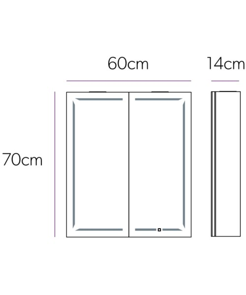 Technical drawing 45937 / 48500