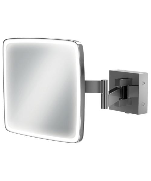 Additional image of HIB Eclipse Round LED Illuminated Magnifying Mirror