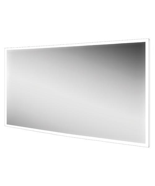 Alternate image of HIB Globe 50 Steam Free LED Illuminated Bathroom Mirror 500 x 700mm