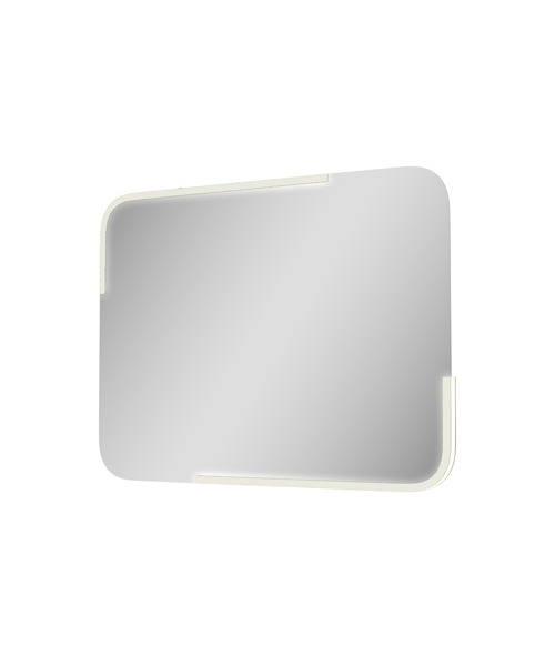 Additional image of HIB Orb 50 LED Illuminated Bathroom Mirror 500 x 700mm