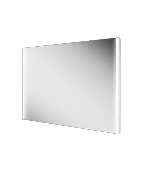 Alternate image of HIB Zircon LED Illuminated Bathroom Mirror 500 x 700mm