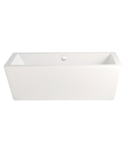 Heritage Headley Double Ended 1730 x 780mm Bath