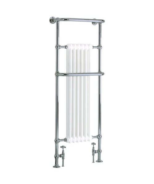 Heritage Cabot Heated Towel Rail 590 x 1500mm