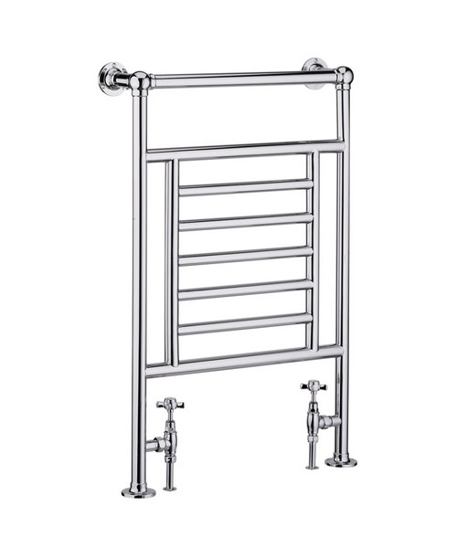 Heritage Winchester Heated Towel Rail 610 x 915mm