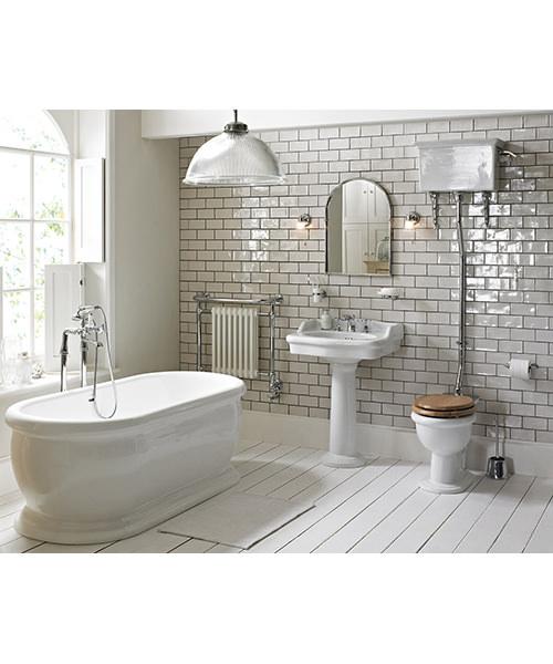 Heritage Victoria Traditional Bathroom Suite - 1