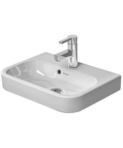 Duravit Happy D2 Furniture Handrinse Basin 500 x 360mm