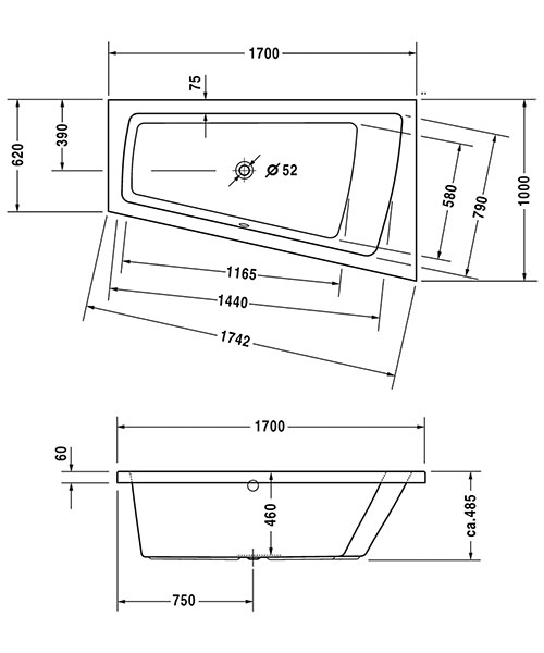 Technical drawing 27376 / 700225000000000