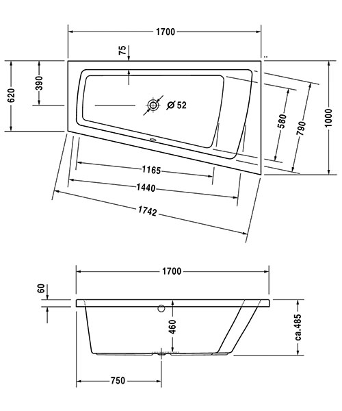 Technical drawing 41363 / 700213000000000