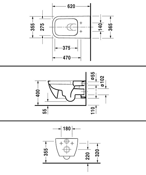 Technical drawing 12498 / 2550090000