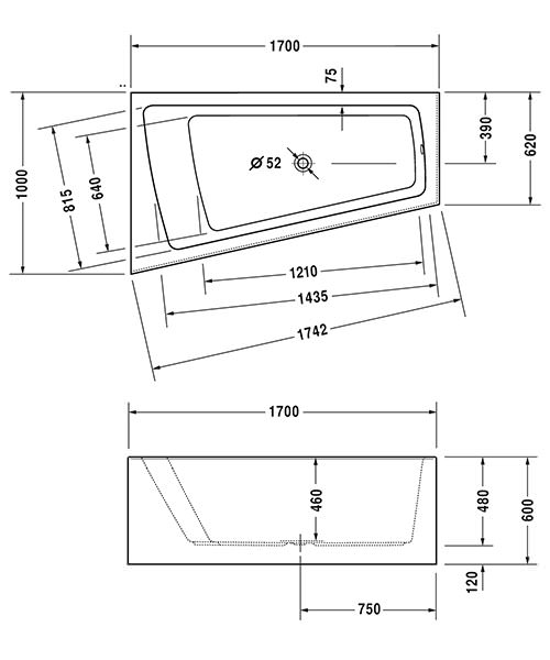 Technical drawing 27405 / 760264000CL1000