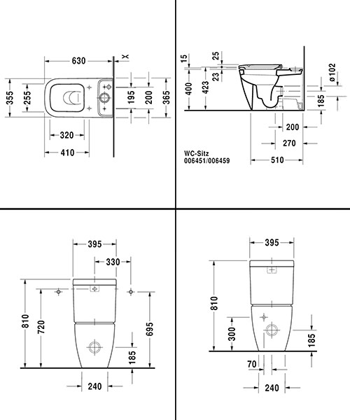 Technical drawing 27000 / 2134090000