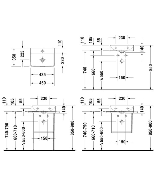 Technical drawing 52282 / 0732450041