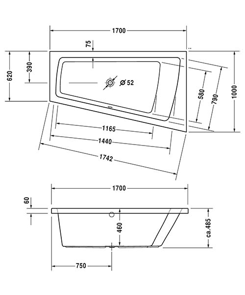 Technical drawing 53187 / 760213000CL1000