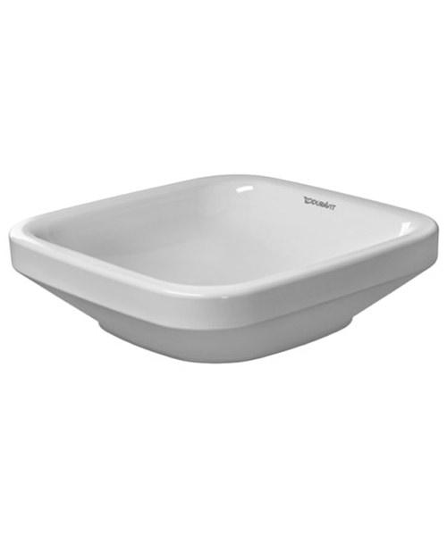 Duravit DuraStyle 430mm Square Ground Wash Bowl