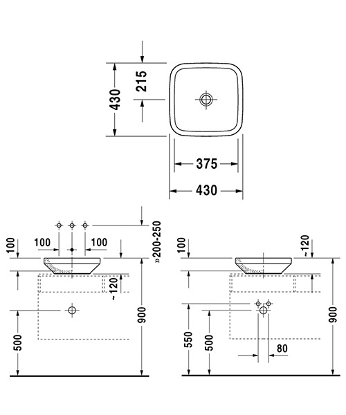 Technical drawing 4507 / 0349430000