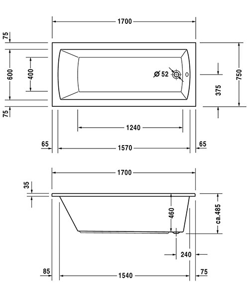 Technical drawing 41369 / 700027000000000