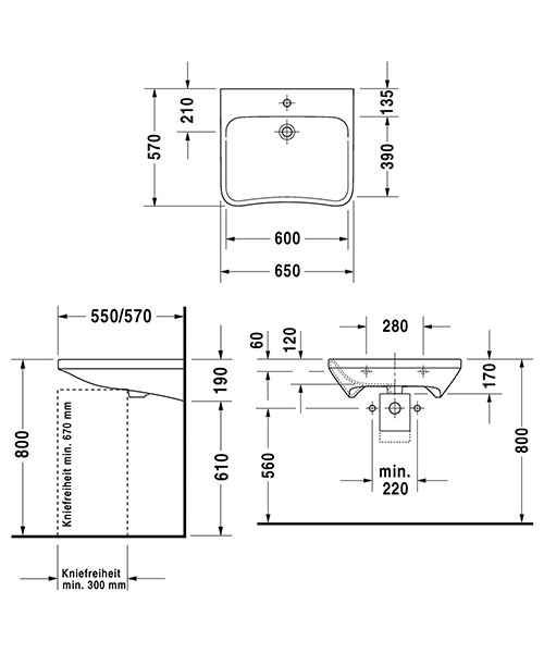 Technical drawing 37565 / 2330650000