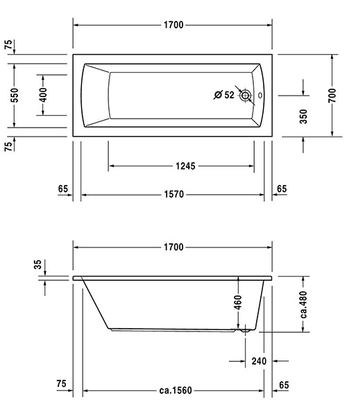 Technical drawing 23213 / 700142000000000