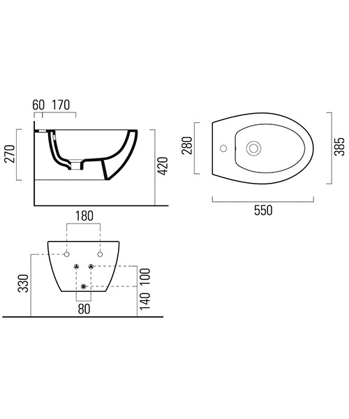 Technical drawing 54267 / 7765